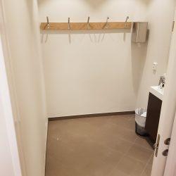 Trimrom Garderobe